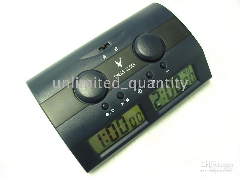 8-11 Years electronic clock timer - FREE SHIP DIGITAL CHESS CLOCK Handheld Master Tournament Timer Electronic Board Game Set I