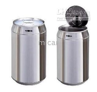 stainless steel trash bin - Automatic Can Bin stainless steel infrared automatic sensor trash can with the barrels L L L