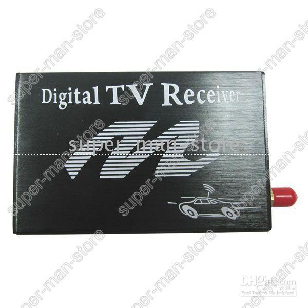 Cheap 188M Mini Mobile Car Digital TV DVB-T Receiver Tuner Set Top Box with USB Socket