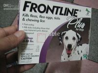 Wholesale Frontline Plus for Dog kg Flea and Tick Remedi Piece box boxes