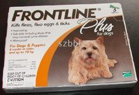 Wholesale Frontline Plus KG pc of ml Dog Flea Tick Remedi box box