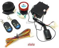 Wholesale Motorcycle Security Alarm System with Remote Control