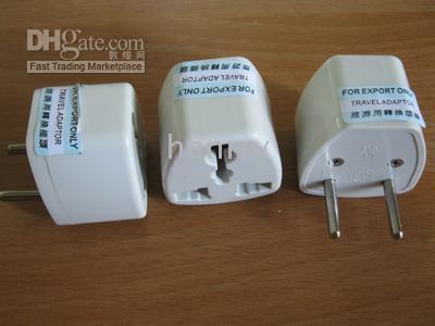 Wholesale European Regulation EU Regulation universal adapter adapter can turn the U S rules regulations Eng