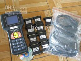 Wholesale T300 key programmer T T CODE key transponder key auto diagnostic tool blue and black color