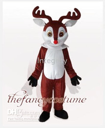 Wholesale White Rabbit Mascot Costume