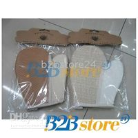 Wholesale Bath Shower Glove COTTON LOOFAH EXFOLIATING BODY MITT Brand new