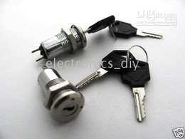 Key Switch On Off Key Lock Switch KS2 20 pcs per lot