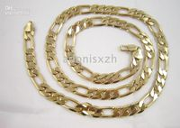 Wholesale special offer for month K gold plated design men s necklace amp chain amp jewellery