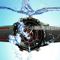 Wholesale 6in1 Waterproof GB M Pixels HD Spy Watch Camera DVR