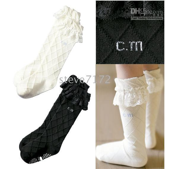 baby sox - baby socks girls stockings sock hose ankle socks anklet half hose hosen bobby sox bobbysocks CL627