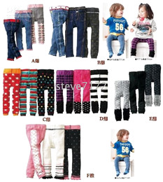 Nissen pants tights children's pant shorts tight kids trousers short leggings nine-cent pant CL632
