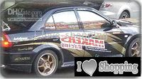 Cheap MAKERS RACING whole Car Decal Sticker Auto Decals Stickers ZC0098