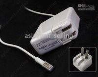 Wholesale New design magsfat notebook charger for macbook V3 A W