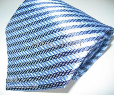 Wholesale Mens Silk Necktie SILK Tie Stripe Plain Solid color tie Neck TIE pc factory s