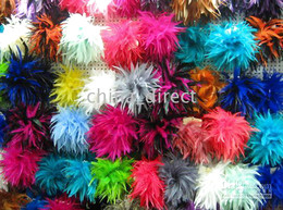 Feather hair Pony clip Feathers PIN BROOCH hair clip Hair Accessorry 30pcs lot