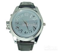 Wholesale HD resolution steel hidden camera Watch Memory GB A878