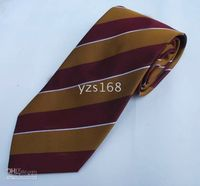 Wholesale new styling tie Silk Brand New sets Stripe Men s Ties Necktie