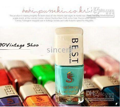 best nail lacquer - Drop Shipping Brand New BEST NAIL POLISH NAIL LACQUER ml