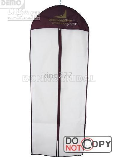 Wholesale Prom dress garment bridal wedding gown storage bag bags