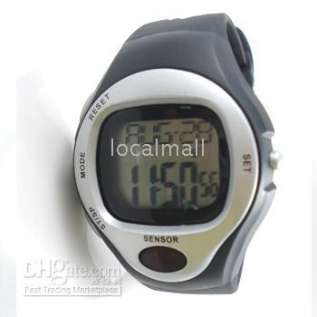 Cheap Casual Heart Rate Watch Best Heart Rate Monitor Black black Watch