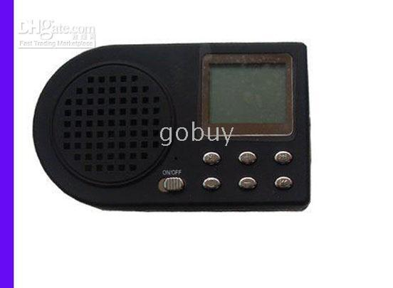 Wholesale 20pcs G08 New Good quality Hunting Bird Mp3 player CP B with remote control for Bird Supplies