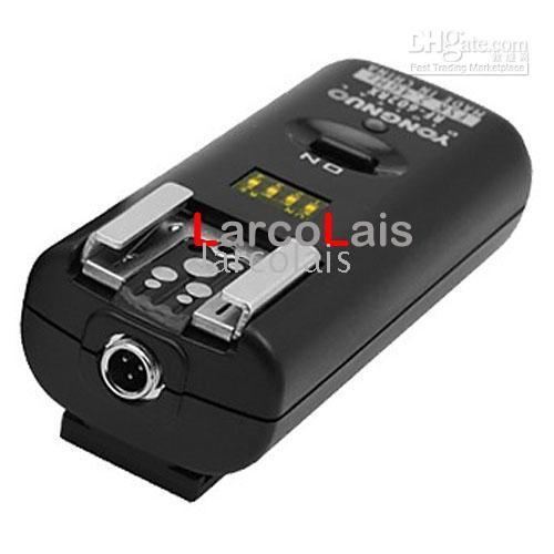 Wholesale 3 Receivers Wireless Flash Trigger Remote Control for Nikon D3X D3 D700 D300 D2X D2H D200 D1H RF602