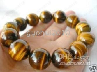 Wholesale 10mm Mysterious tiger s eye beads men s bracelet