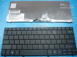 Wholesale Aspire one h ao751h US Laptop Keyboard