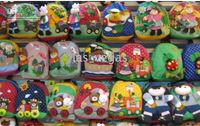 Wholesale Children s Shoulder bag Backpacks Fabrics hand bag childrens pocket Satchel bag20 Pieces