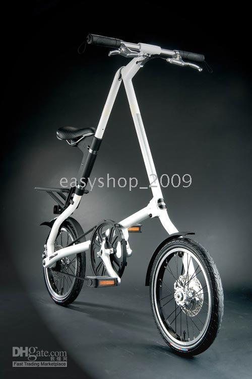 mini bikes - Rieter speed inch aluminum alloy folding bike folding bike mini bike abike strida Exercise Bike