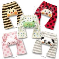 Wholesale Embroidery Baby Boy Girl Summer Thin Bottom Pant Socks Leggings Tights pants
