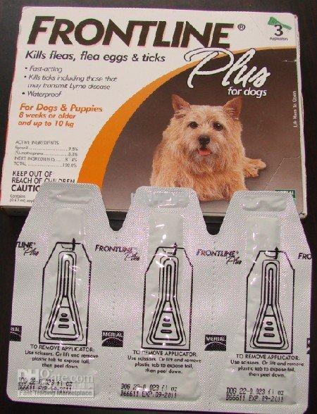 Wholesale 20 sets Frontline Plus for dogs kgs ml of pc Dog Flea Tick Remedies set