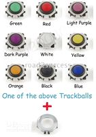 Wholesale Trackball withChrome ring for Pearl Curve blackberry trackballs tracking ball