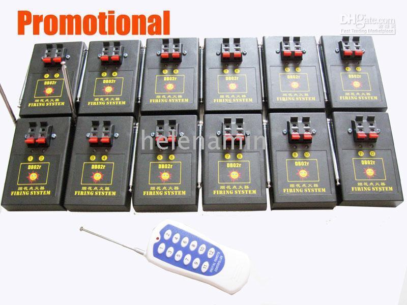 Wholesale 02 R Remote Firing System fireworks display device V V