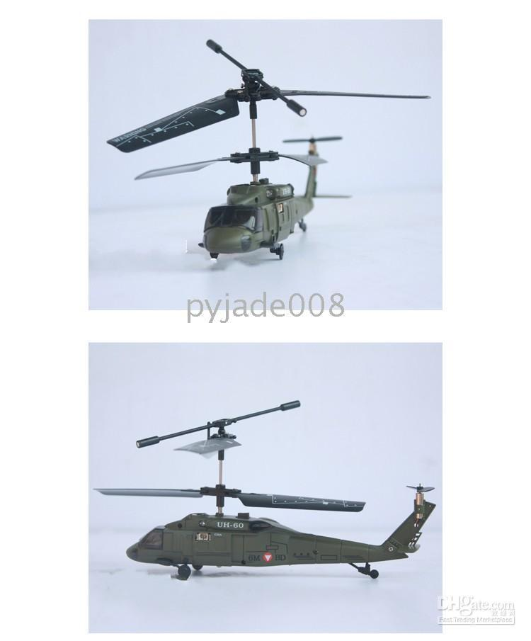 3ch helicopter - 3CH RC Helicopter Hyun Mini Apache Remote Control Flying small planes Remote control aircraft