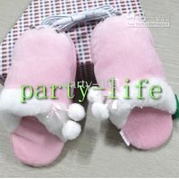 Wholesale USB Heated PC foot warmer Slippers Shoe