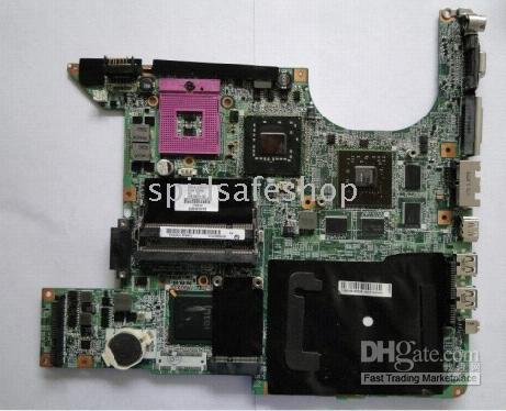 Wholesale HP dv9500 dv9600 Motherboard With MB video memory support Intel CPU