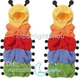 Wholesale Belle maison Baby Caterpillar Sleeping Bag sleep bags FLEECE Infant Children s rompers
