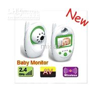 Wholesale Wireless Digital Baby Monitor Motion sound bedwetting sensor detection amp alarm Gift package MICAR
