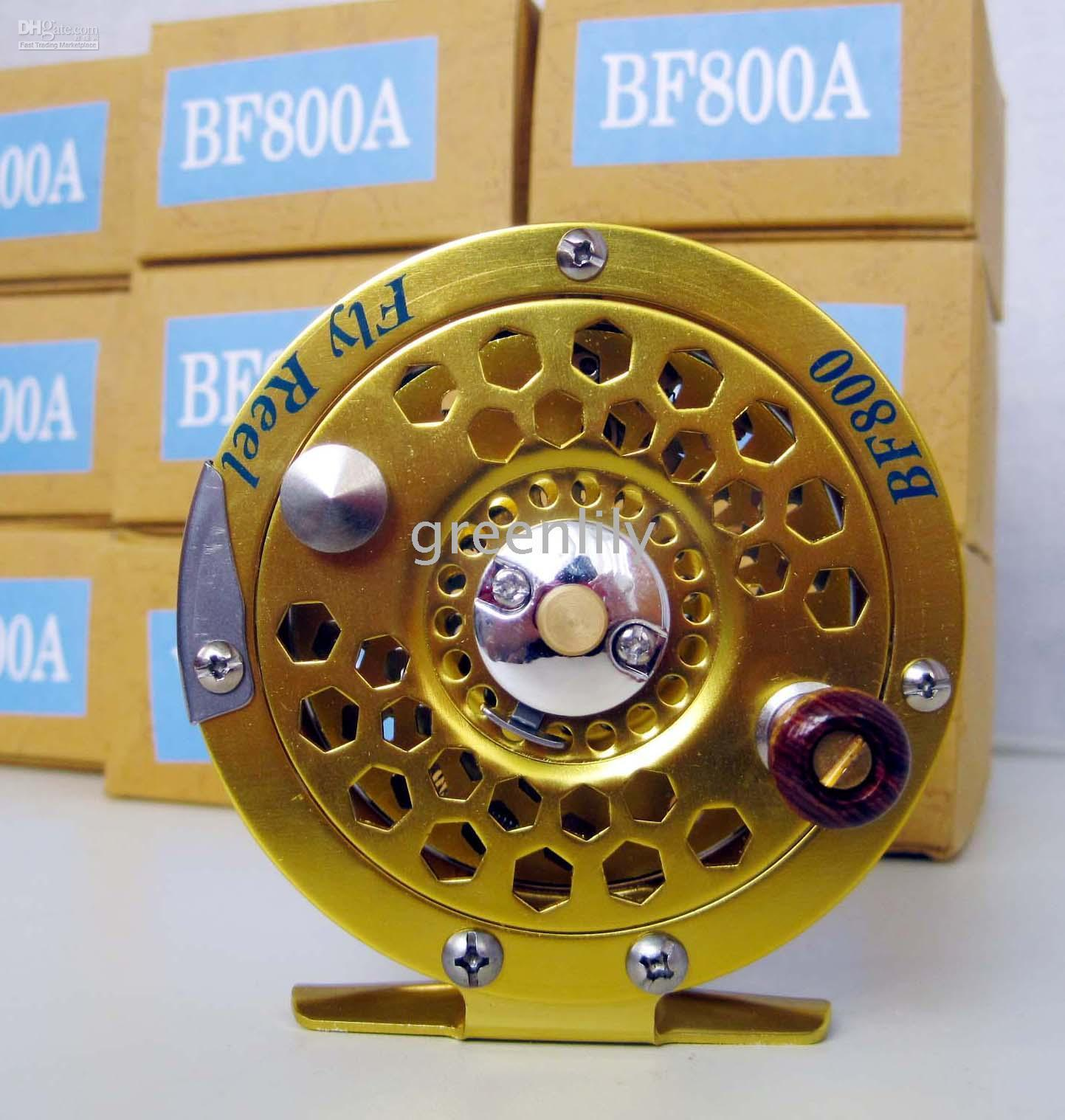 Wholesale Hest Aluminum Alloy Fly Fishing Reel