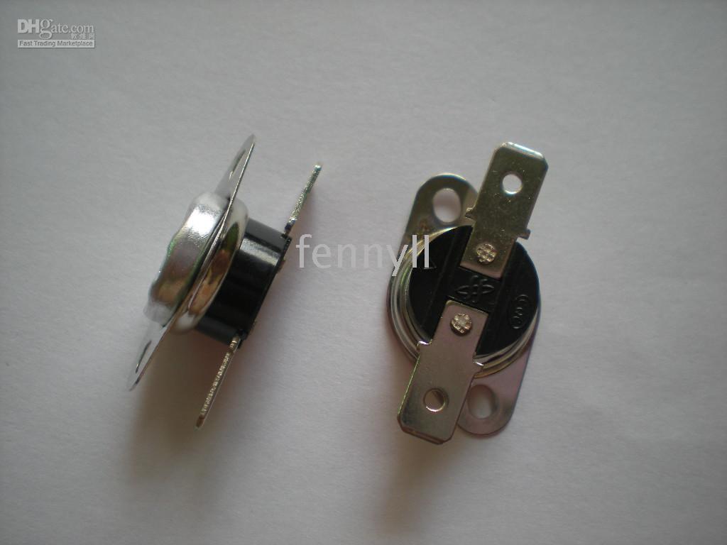 Wholesale Temperature Switch Thermostat C C C C C degree N C KSD301 per Hot Sale