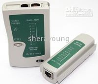 Wholesale RJ45 RJ11 Cat Cat Cable Network LAN Cable Tester