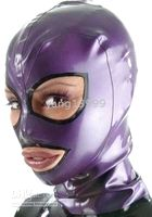 Wholesale Latex clothing corsets hoods masks sexy