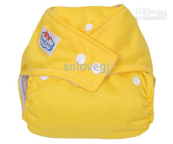 Wholesale Babyland Colors One Size Cloth Diapers Inserts Baby Cloth Diapers very hot sell