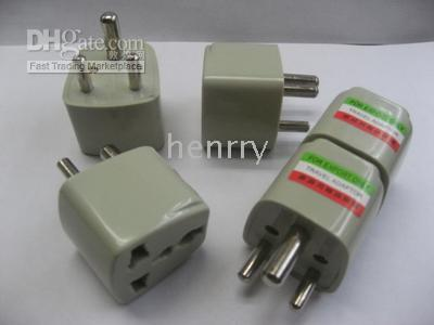 africa travel - South Africa universal travel power adapter South Africa power adaptor travel power adapter adaptor