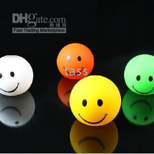 LED color changing night light - Christmas LED Decoration Light Color Changing Night Light Smile Smliey Lamps