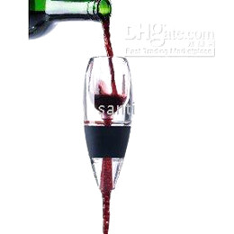 Wholesale New RED WINE AERATOR Decanter TASTE the DIFFERENCE