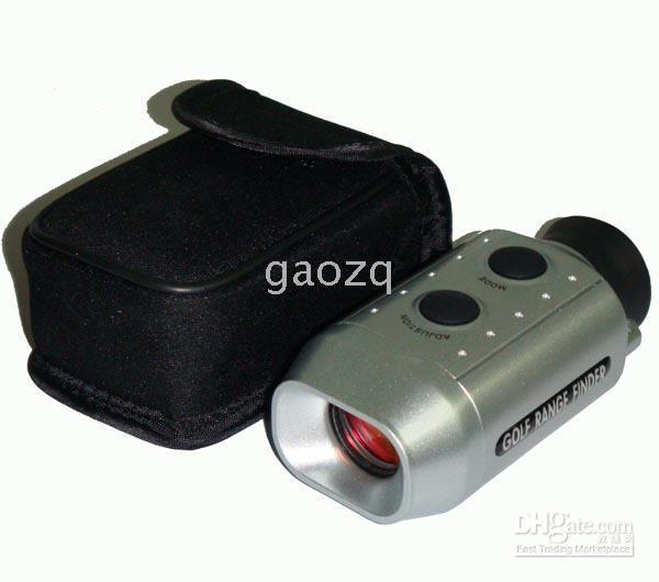 Wholesale 1Pcs DIGITAL x GOLF RANGE FINDER GOLFSCOPE SCOPE Free Bag