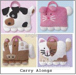 Children's Backpacks kids' tote bags baby bags doomagic pillow in bag doomagic animal baby pillow