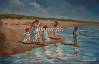 Wholesale Landscap painting Beach paintings Arts paintings Oil paintings Famous oil paintings Hot sale
